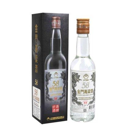 【清仓】58°金门高粱酒300ml