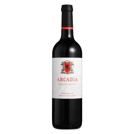 西班牙瓦雅卡尔酒庄干红葡萄酒750ml
