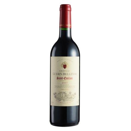 【清仓】法国圣美景庄园红葡萄酒750ml