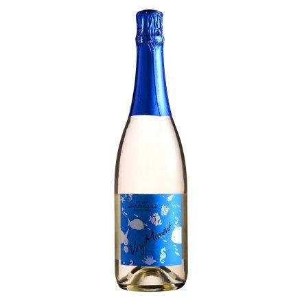 6°法国非常时刻甜型起泡酒750ml