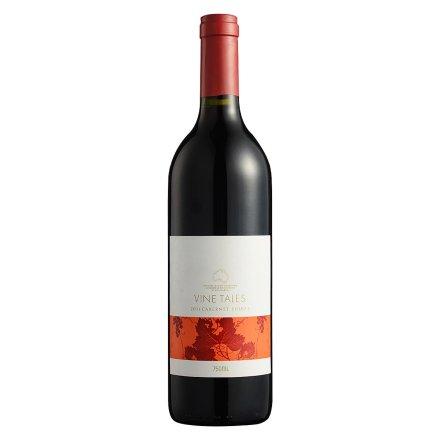 【清仓】澳大利亚藤语赤霞珠西拉红葡萄酒750ml