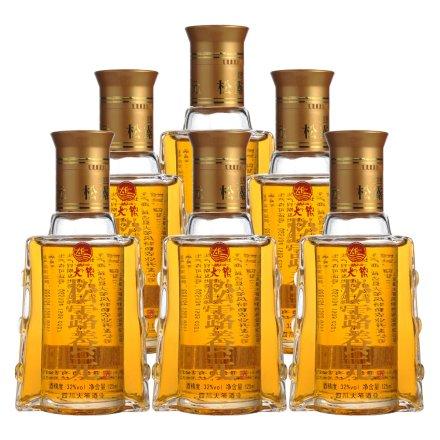 32°大笮松露养元酒125ml(6瓶装)