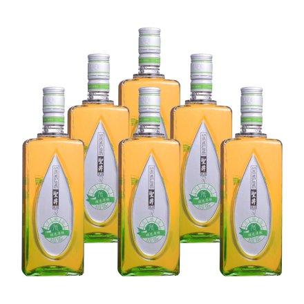 8°三低原酿500ml(6瓶装)