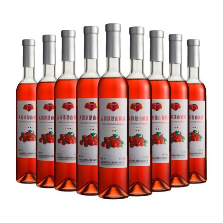 6°天露冰糖山楂酒490ml(9瓶装)