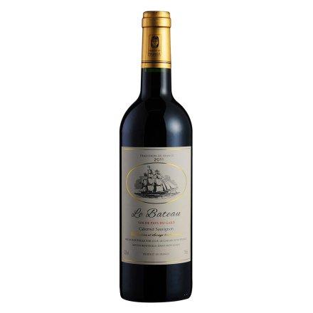 【清仓】法国龙船之星干红葡萄酒750ml