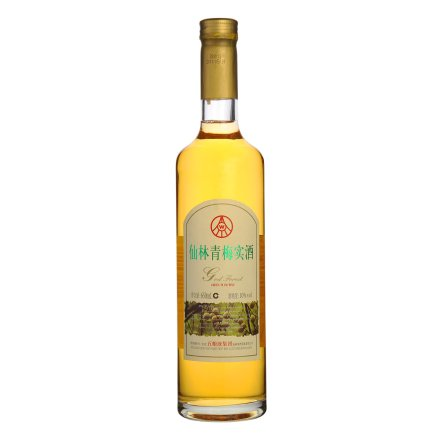 10°五粮液仙林青梅实酒(091)650ml