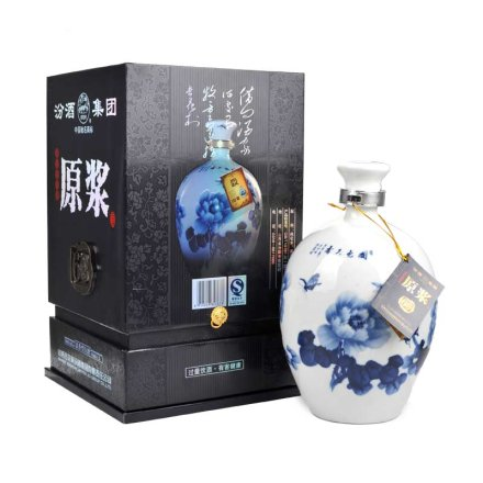 (清仓)60°汾酒老白干原浆酒1500ml