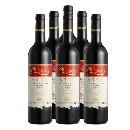 中国甘肃祁连传奇梅鹿辄干红750ml(6瓶装)