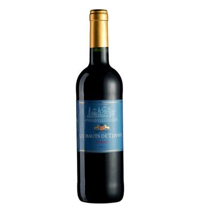 【清仓】法国特尼儿干红葡萄酒750ml