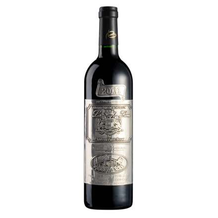 法国菩提博耶城堡雄狮系列红葡萄酒