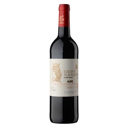 法国圣男雅黛迪亚圣女干红葡萄酒750ml