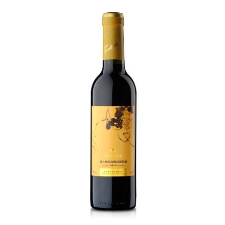 中国通天晚收高级山葡萄酒天赐乐享375ml