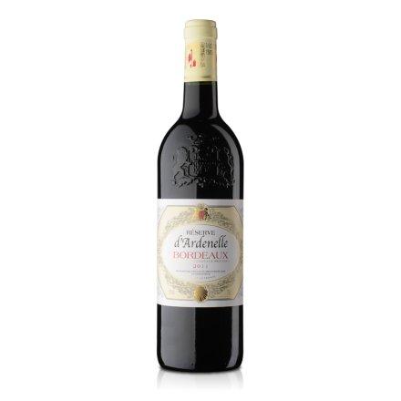 法国爱神珍藏干红葡萄酒750ml