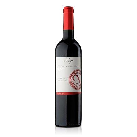 【清仓】智利娜雅赤霞珠红葡萄酒750ml