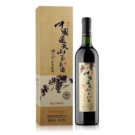 中国通天精选山葡萄酒750ml