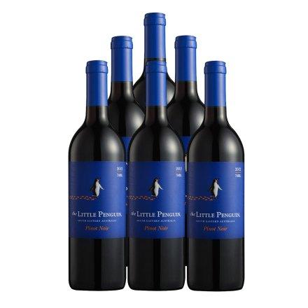 澳大利亚小企鹅黑比诺红葡萄酒750ml(6瓶装)