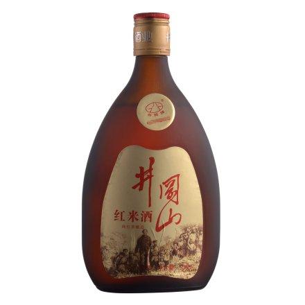 12°井冈山金标红米酒500ml