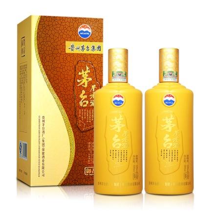 53°茅台不老酒(御品)500ml(双瓶装)