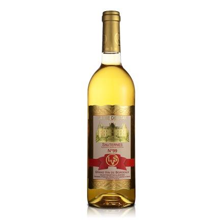 法国拉维之星99号 素丹贵腐甜白葡萄酒750ml