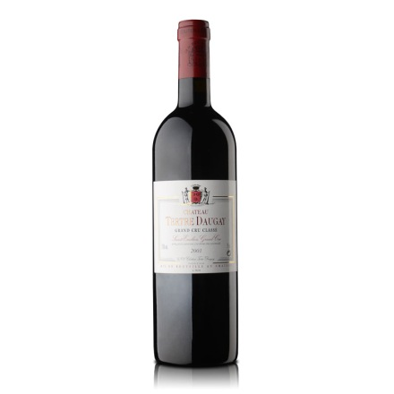 法国圣艾米利永列级庄-道格山城堡红葡萄酒750ml