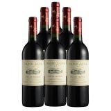 法国杜隆圣母简古堡干红葡萄酒2010 750ml(6瓶套装)