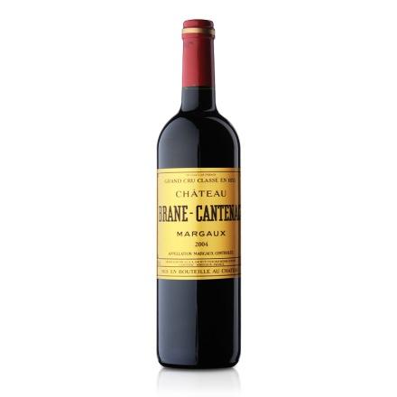(列级庄·名庄·正牌)法国伯纳·康塔娜酒庄干红葡萄酒750ml (又译:布朗康田)
