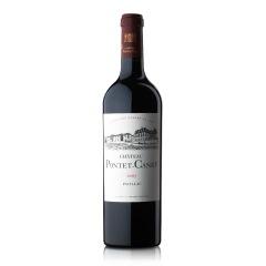 (列级庄·名庄·正牌)法国邦德·卡内酒庄干红葡萄酒750ml (又译:宝得根)