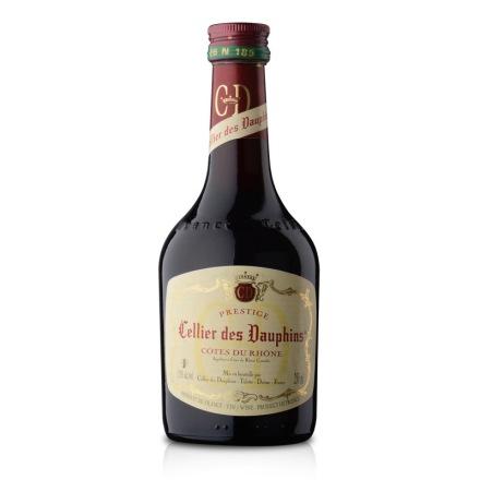 法国赛昂干红葡萄酒250ml(法国罗纳河谷法定产区葡萄酒)