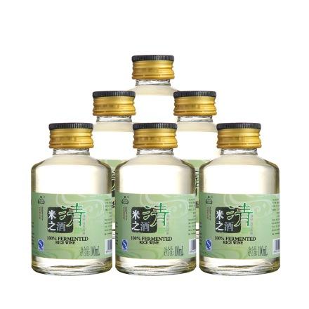 6-12°米之清酒100ml(特惠品)(6瓶装)