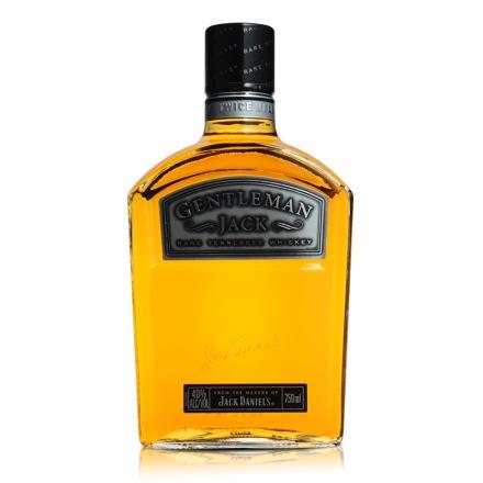 40°杰克丹尼绅士杰克优质田纳西州威士忌750ml