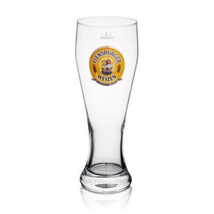 弗伦斯堡玻璃全麦啤酒杯 500ml