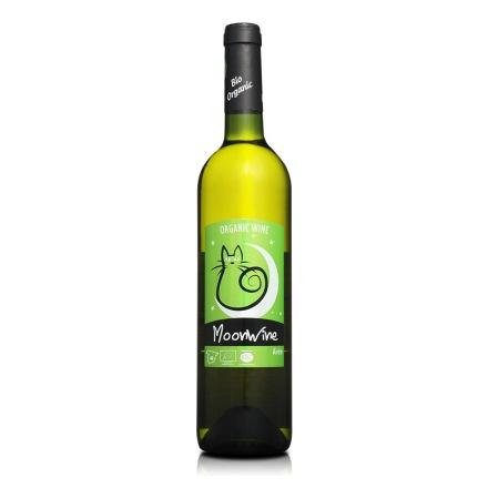 西班牙穆恩有机干白葡萄酒750ml