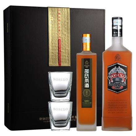 邵氏茶酒礼盒套装500ml+700ml(乐享)