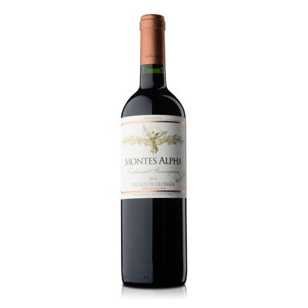 智利蒙特斯 赤霞珠干红葡萄酒750ml