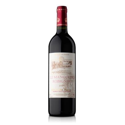 法国诺贝纳庄园干红葡萄酒750ml