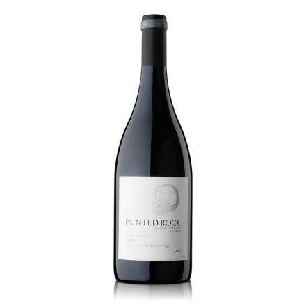 加拿大彩岩西拉干红葡萄酒750ml