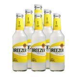 4.8°百加得冰锐朗姆预调酒柠檬味275ml(6瓶套装)
