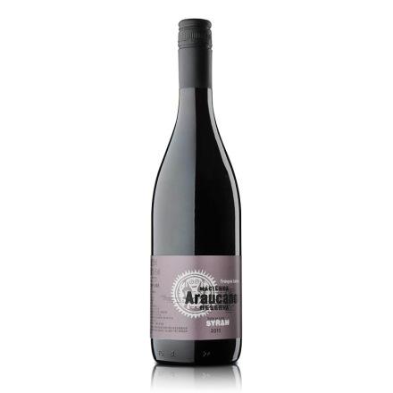 智利谷人酒庄西拉干红葡萄酒750ml
