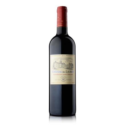 法国拉菲劳蕾丝古堡红葡萄酒750ml