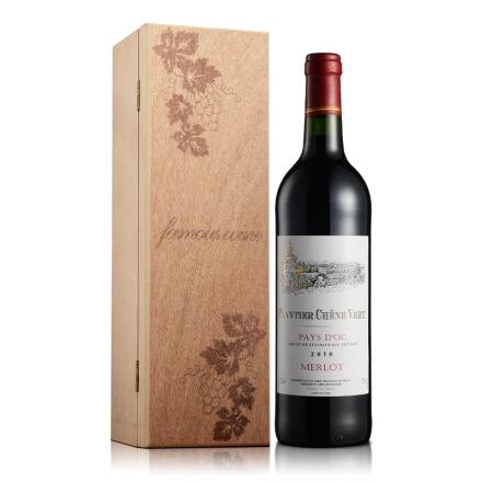 法国皮特庄园干红葡萄酒750ml