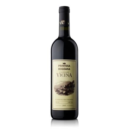 罗马尼亚维希娜城堡干红葡萄酒750ml