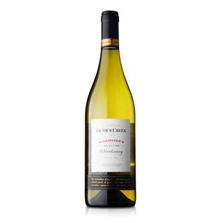 澳大利亚杰卡斯霞多丽干白葡萄酒750ml-酿酒师选系列