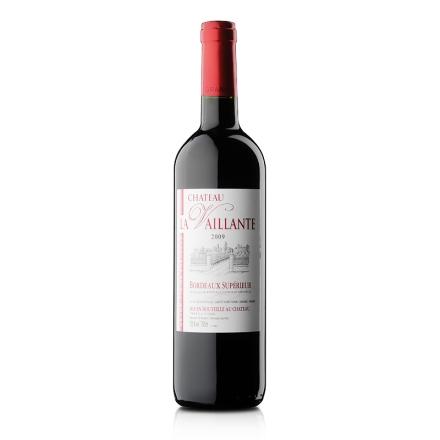 法国超级波尔多AOC大威岚特干红葡萄酒750ml