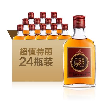35°中国劲酒125ml(24瓶装)