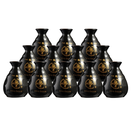 50°裕井烧坊老酒客250ml(12瓶装)