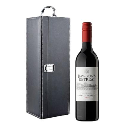 奔富酒园洛神山庄加本力苏维翁红葡萄酒单支礼盒套装