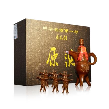60°原浆酒(加官晋爵)750ml