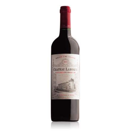 法国酒庄拉洛克酒庄2004干红葡萄酒750ml