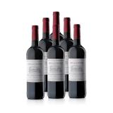 法国葛雷奥利干红葡萄酒750ml(6瓶套装)