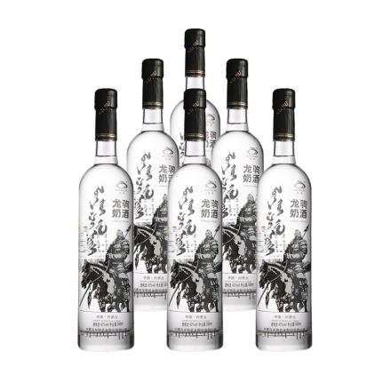 42°龙驹蒙古人500ml(6瓶装)